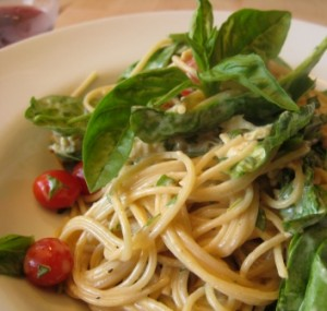 Donna Hay, Creamy Pasta Dish, Basil, Pasta, Cooking, Culinary, Recipes, Food and Wine, Food Photography