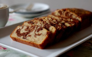 TWD, Tuesdays With Dorie, Banana Bread, Homemade Bread, Baking, dEsserts, Sweets, cooking, culinary, food and wine, food and drink, breakfast, food blog, food blog event, food photography, bananas, chocolate banana bread, dorie greenspan