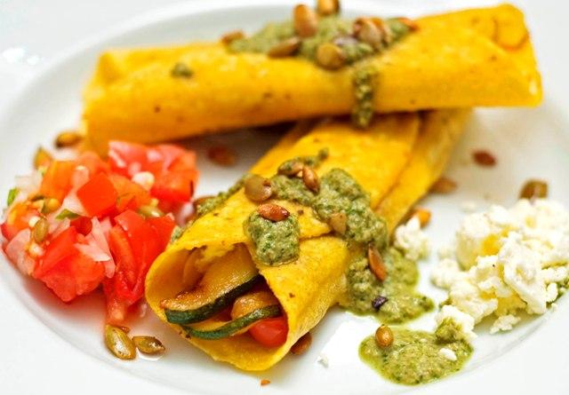 Zucchini Enchiladas 0809
