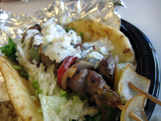 Lamb Solvanki Mad Greek Baker CA
